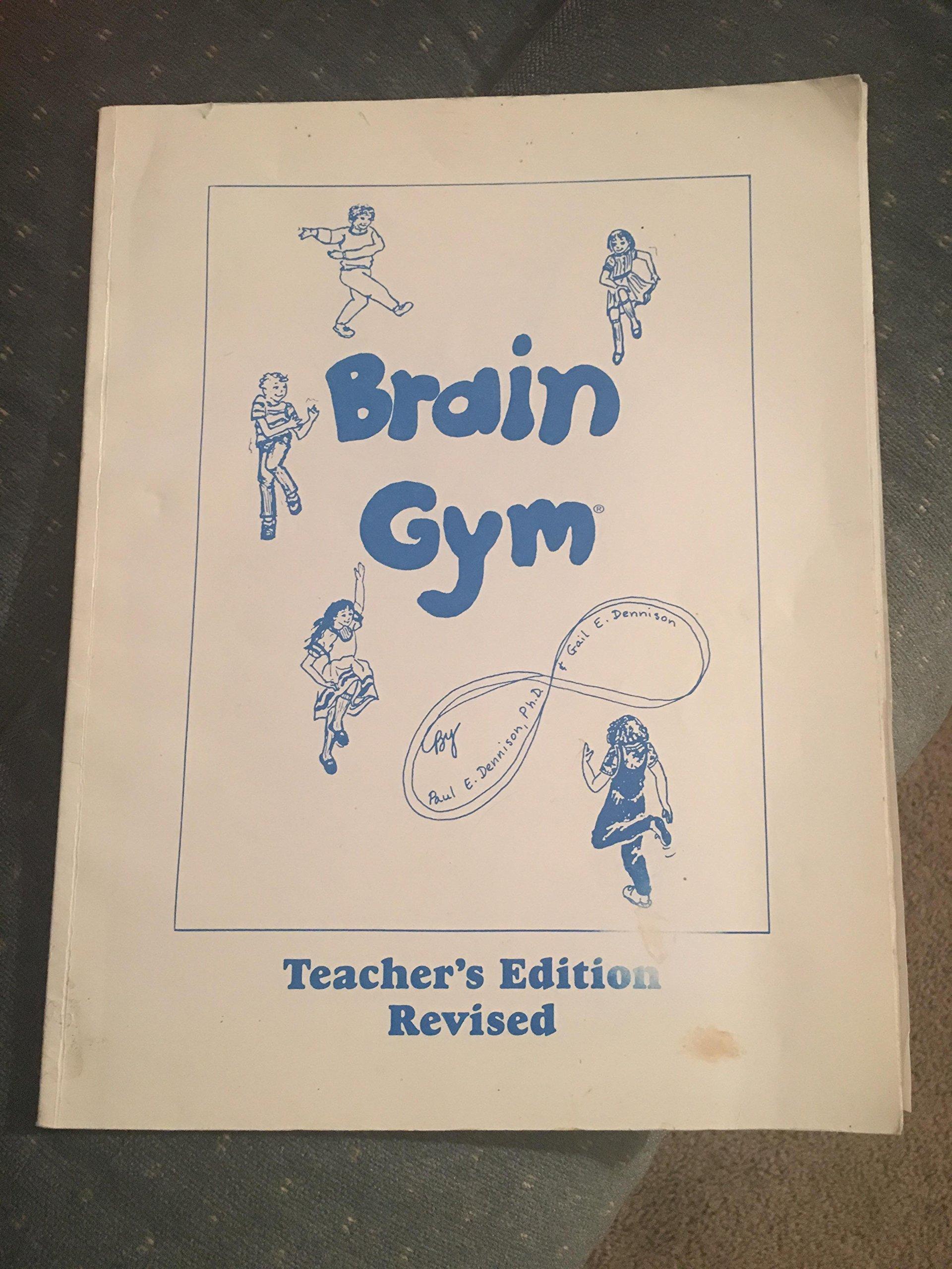 Brain Gym Teachers Paul Dennison product image