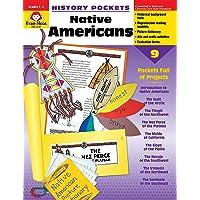 Image for History Pockets: Native Americans, Grades 1-3