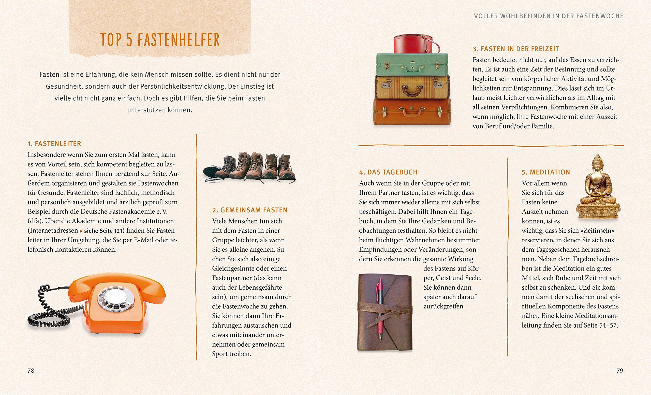 Wie neugeboren durch Fasten: Amazon.de: Hellmut Lützner: Bücher