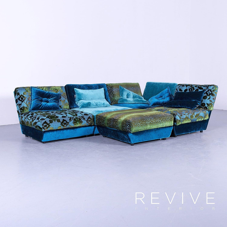 bretz Napali Diseñador Sofá plástico turquesa azul ...