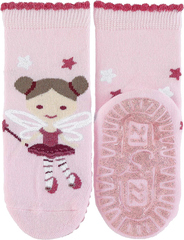Sterntaler Baby M/ädchen Socken Glitzer-flitzer Air Fee