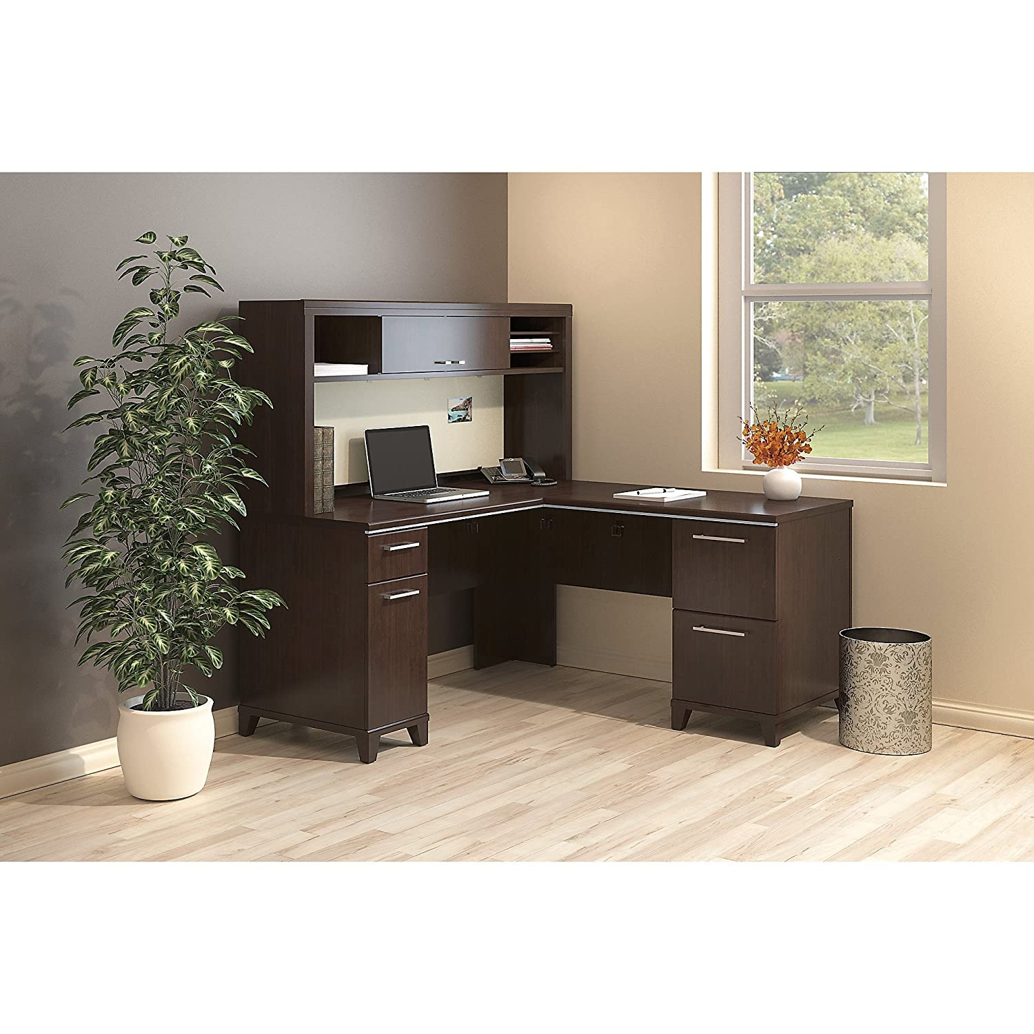 Amazon.com: Bush Business Muebles Enterprise 60 W x 60d l ...