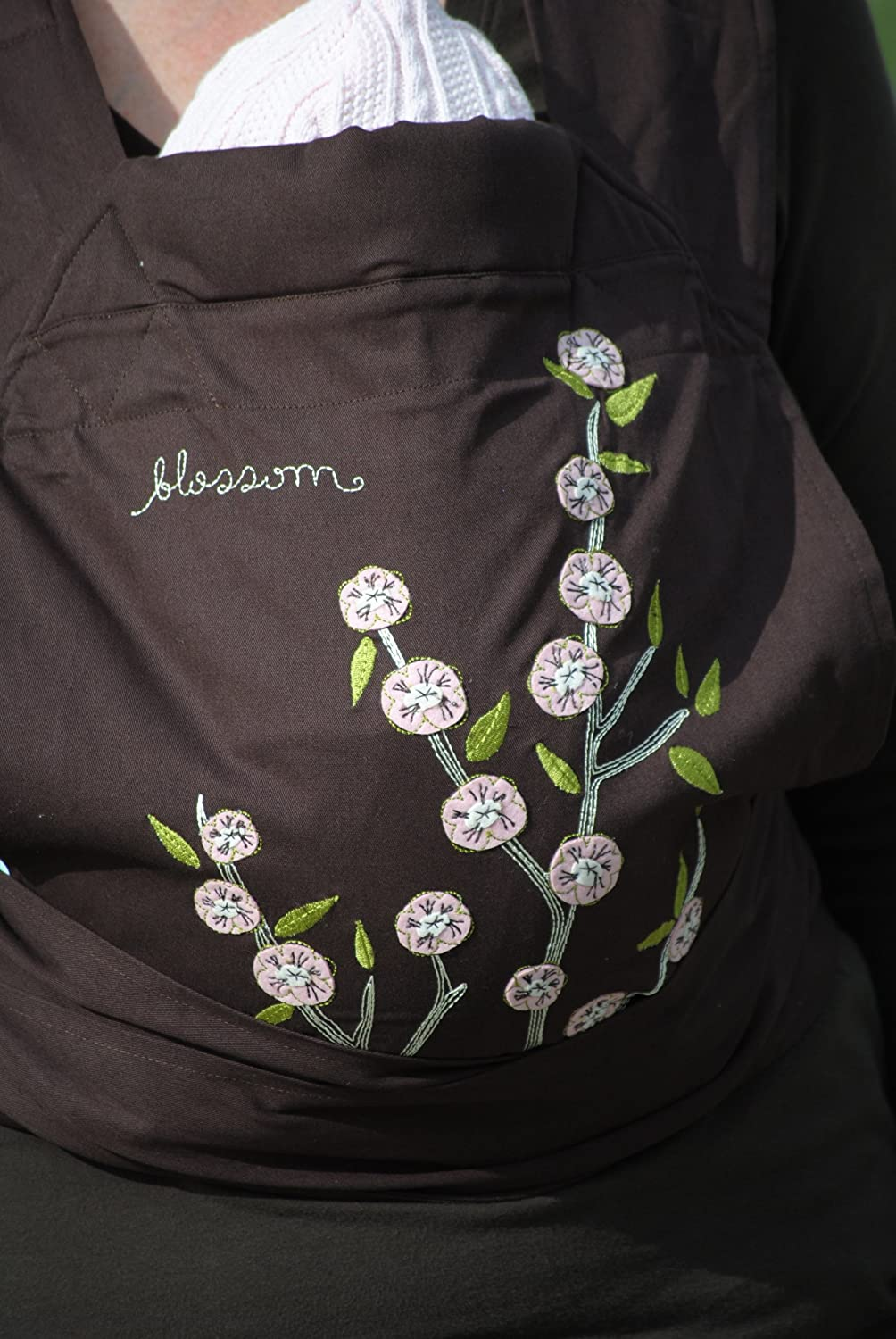 FreeHand Mei Tai Baby Carrier Embroidered Designs, Blossom Discontinued by Manufacturer