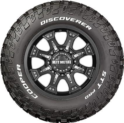Cooper Discoverer STT Pro All Season Radial Tire-LT285//75R16 123Q
