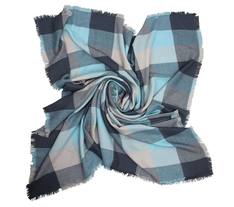 Description du produit. Dans ce magnifique et moderne à carreaux couverture  rigide  écharpe ... bd20ffe1727