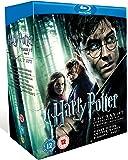 Harry Potter - Films 1-7 Box Set [Blu-ray] [Region Free]