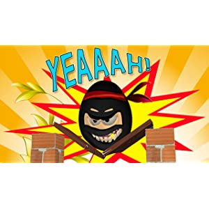 Crazy Ninja Egg: Clumsy Jump: Amazon.es: Appstore para Android