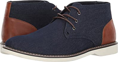 Steve Madden Men's Doyle Navy Shoe