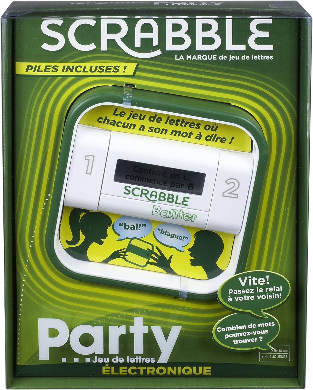 SCRABBLE - Juguete electrónico (Y2364) [Importado]: Amazon.es: Juguetes y juegos
