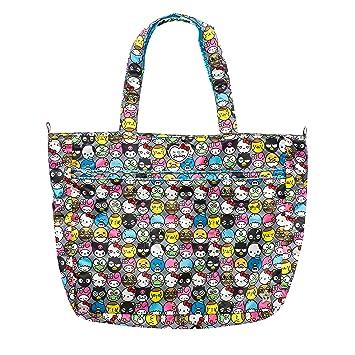 e4c80eb1c975 Amazon.com   JuJuBe Super Be Large Everyday Lightweight Zippered Tote Bag