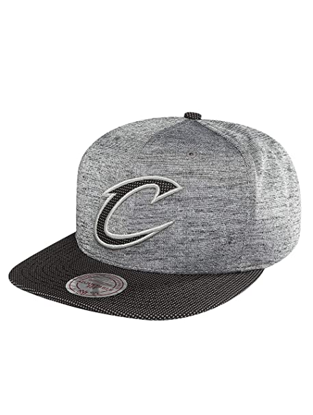 Mitchell & Ness Mujeres Gorras / Gorra Snapback NBA Space Knit Crown PU Visor Cleveland Cavaliers