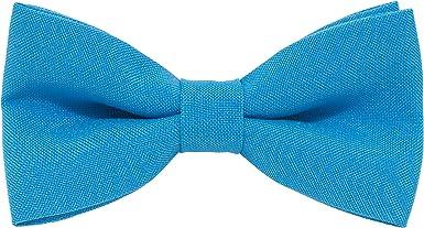 New Kid/'s Boy/'s clip on pre tied Necktie Size 4 to 14 wedding formal aqua blue