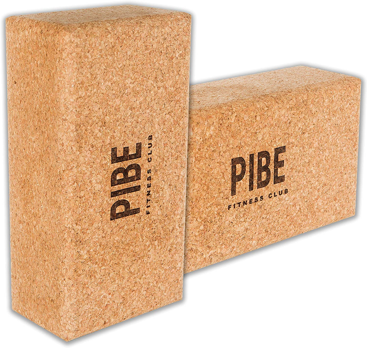 92 - Bloque Yoga corcho natural Pibe