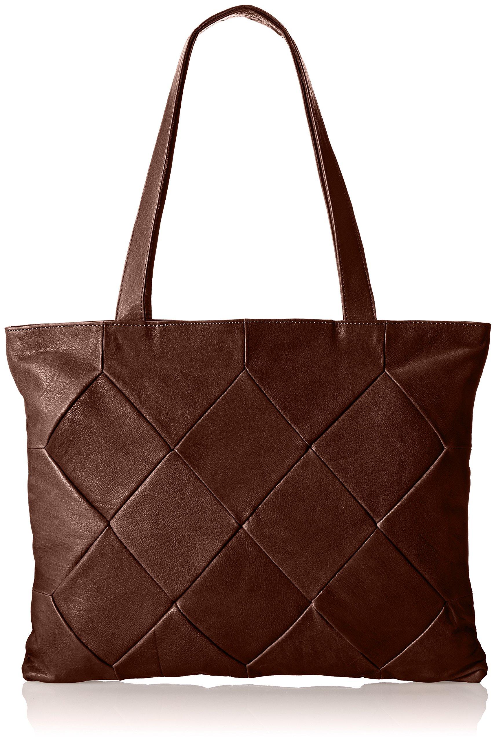 Latico Elizabeth Shoulder Bag, Glove Wine, One Size