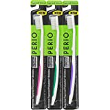 Dr. Collins  Perio Toothbrush,  (colors vary) (Pack of 3)