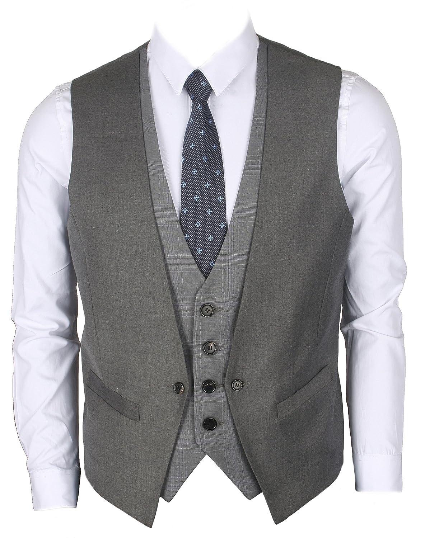 Ruth& Boaz Men's Fashion Business Suit Vest