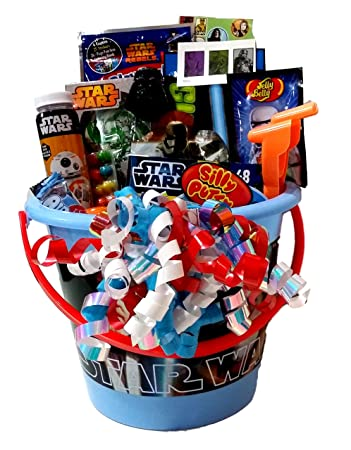 Amazon star wars easter basket star wars gift basket out of star wars easter basket star wars gift basket out of this galaxy negle Image collections