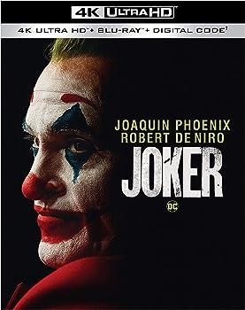 Joker (4K Ultra HD + Blu-ray + Digital Copy)