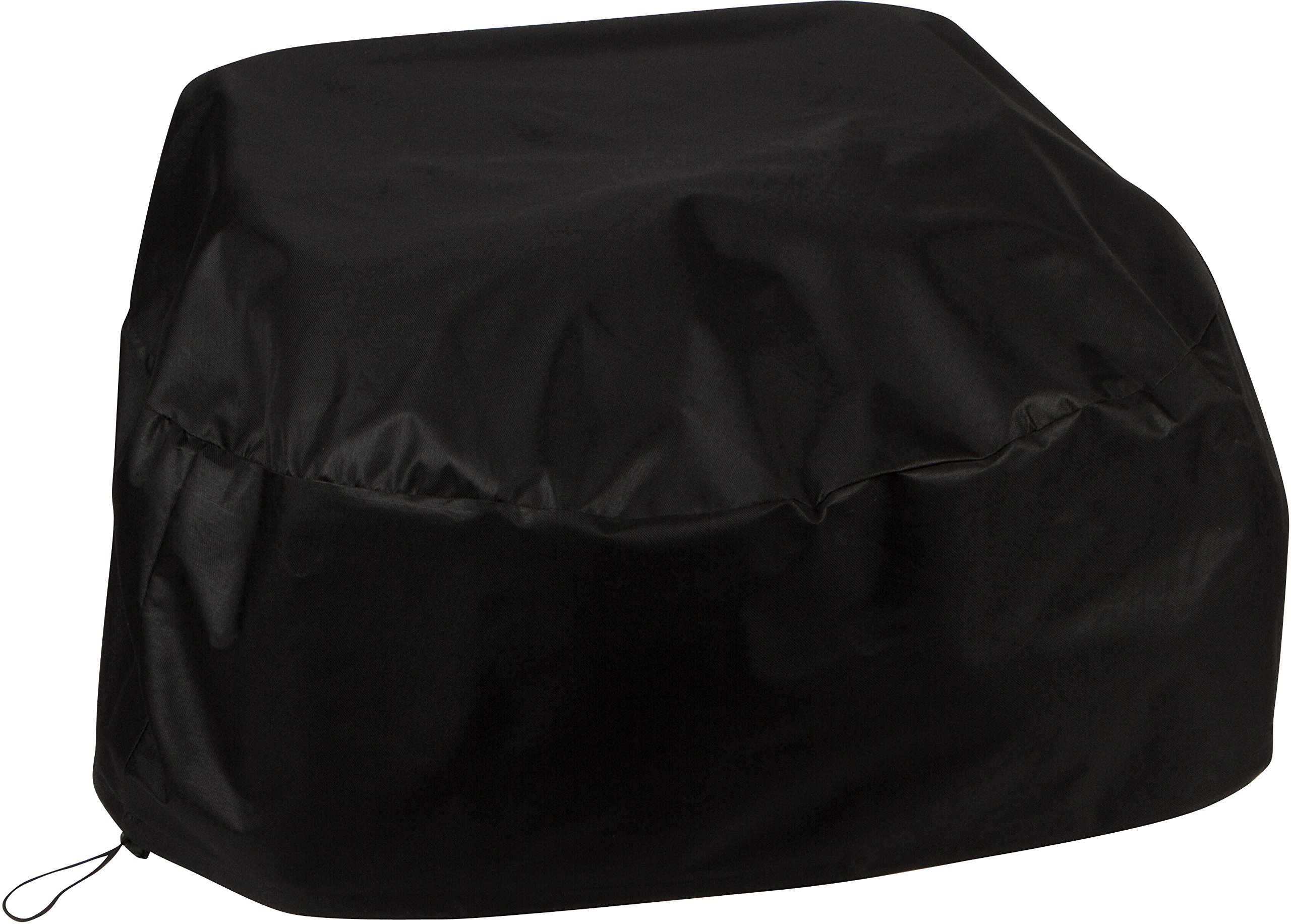 36'' Round Firepit Cover with Drawstring by Trademark Innovations