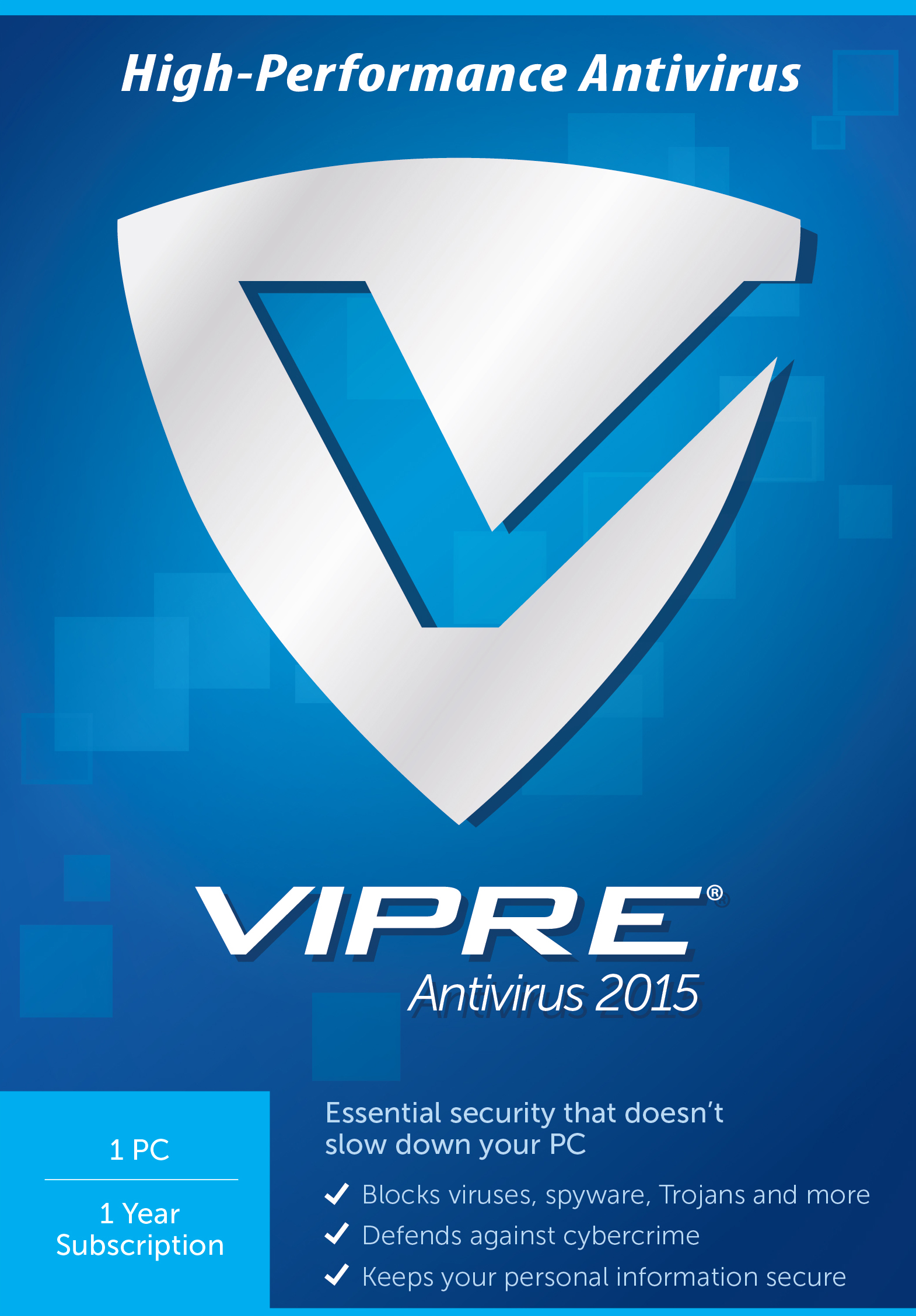 VIPRE Antivirus 2015 [OLD VERSION] by ThreatTrack Security