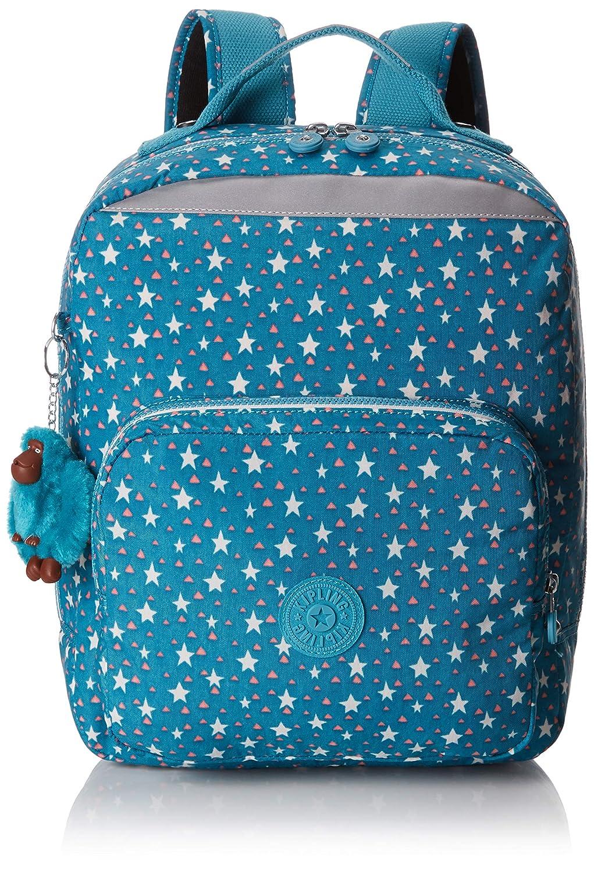 Multicolour (Cool Star Girl) Kipling AVA School Backpack, 36 cm, 17.5 liters, Multicolour (Cool Star Girl)