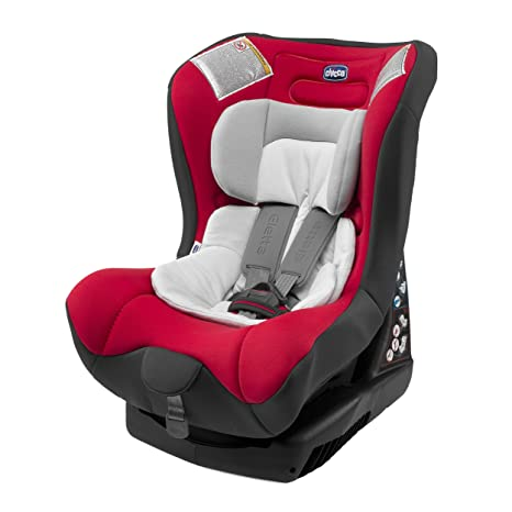 Chicco Eletta - Silla de coche, grupo 0+/1, color rojo