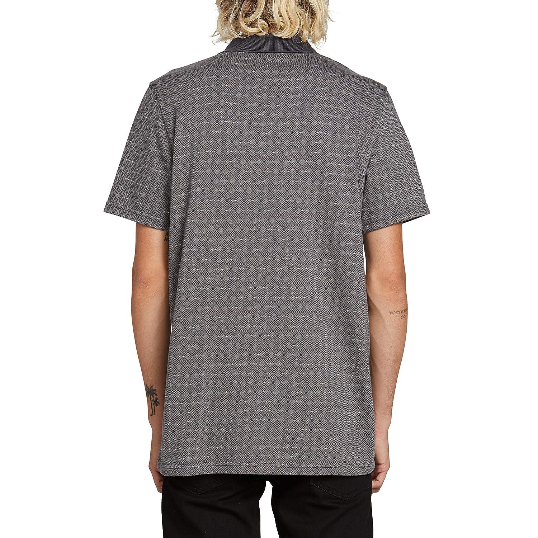 Volcom Mens Wowzer Plus Modern Fit Polo Shirt: Amazon.es: Ropa y ...