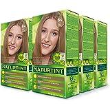 Naturtint Permanent Hair Colorant, 8n Wheat Germ Blonde - 5.28 Fl Oz (6-pack)