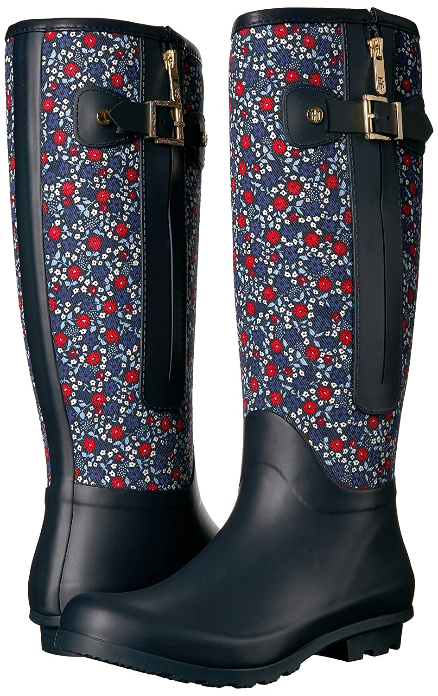 Tommy Hilfiger Women's Mela B(M) Rain Boot B01M8GQEDC 9 B(M) Mela US|Floral b4cfa2