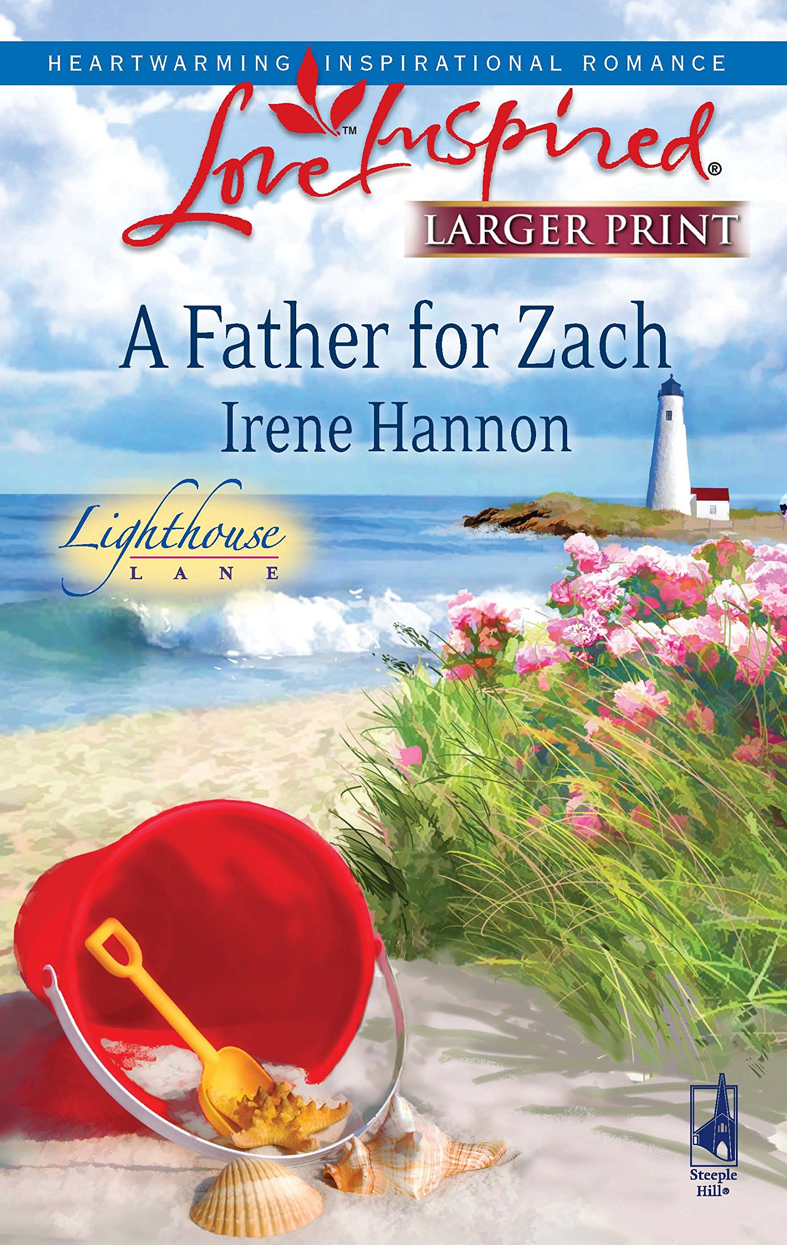 A Father For Zach (Lighthouse Lane) ebook