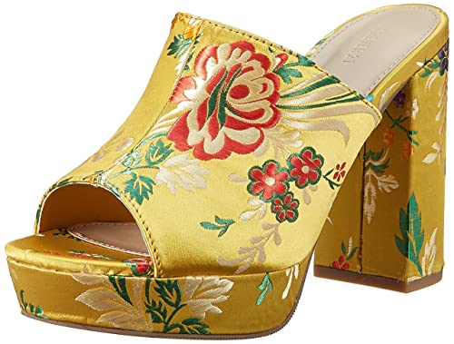1afc71a3034 Forever 21 Women s Yellow Fashion Sandals - 5.5 UK India (37.5 EU)(7.5  US)(0010551301)  Buy Online at Low Prices in India - Amazon.in