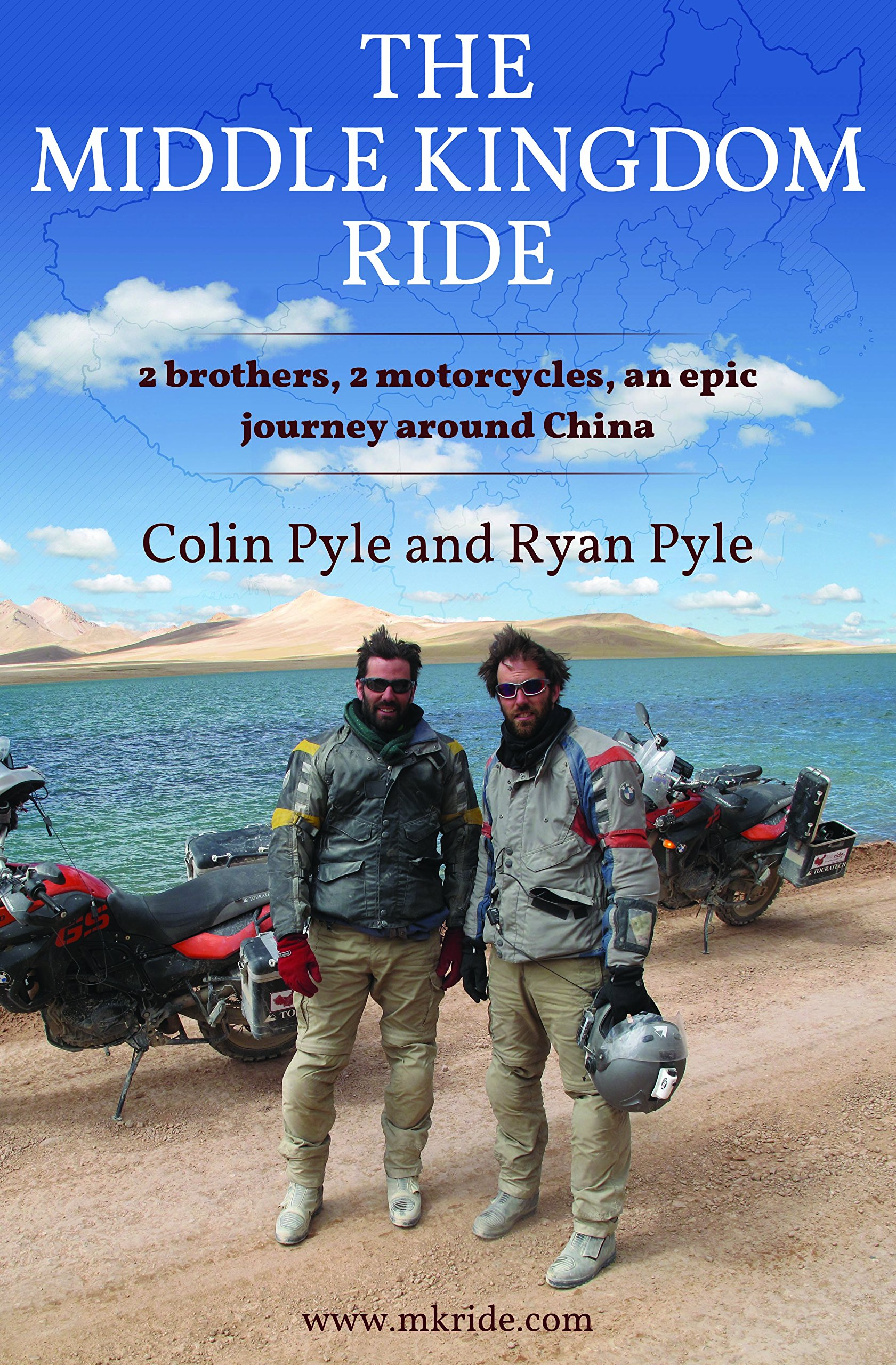 Download The Middle Kingdom Ride: Two Brothers, Two Motorcycles, One Epic Journey Around China ebook