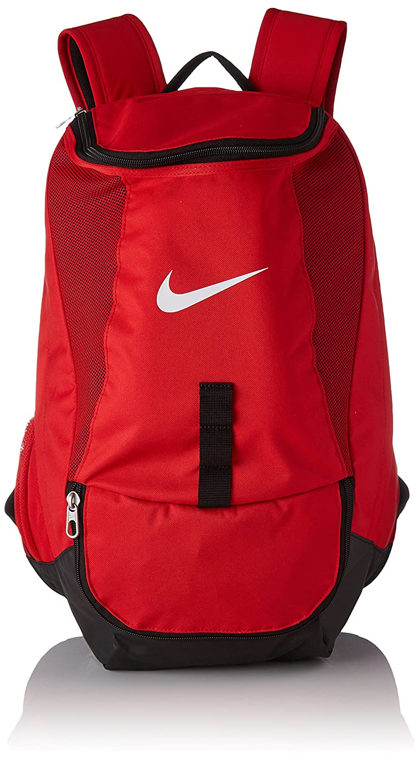 075d9298ca Nike Club Team Backpack Swoosh Taille Unique Bleu Marine/Noir/Blanc:  Amazon.fr: Sports et Loisirs