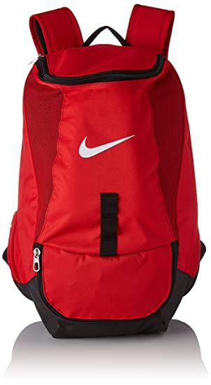 Rojo Única Backpack Nike Swoosh Club Talla negroblanco Mochila Hombre universitario Team wYxq4vxP