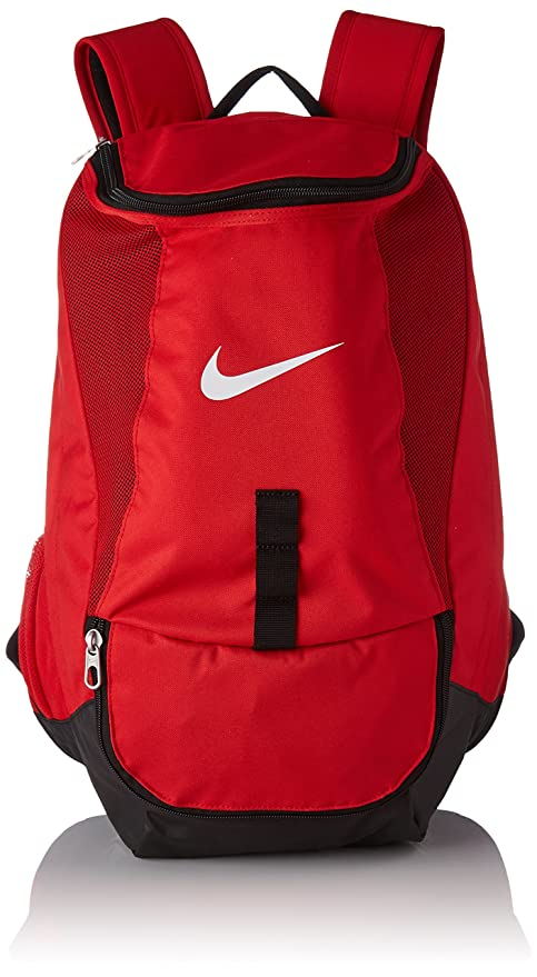 5549976fad2 Amazon.com: Nike Club Team Swoosh Backpack (RED): Toys & Games