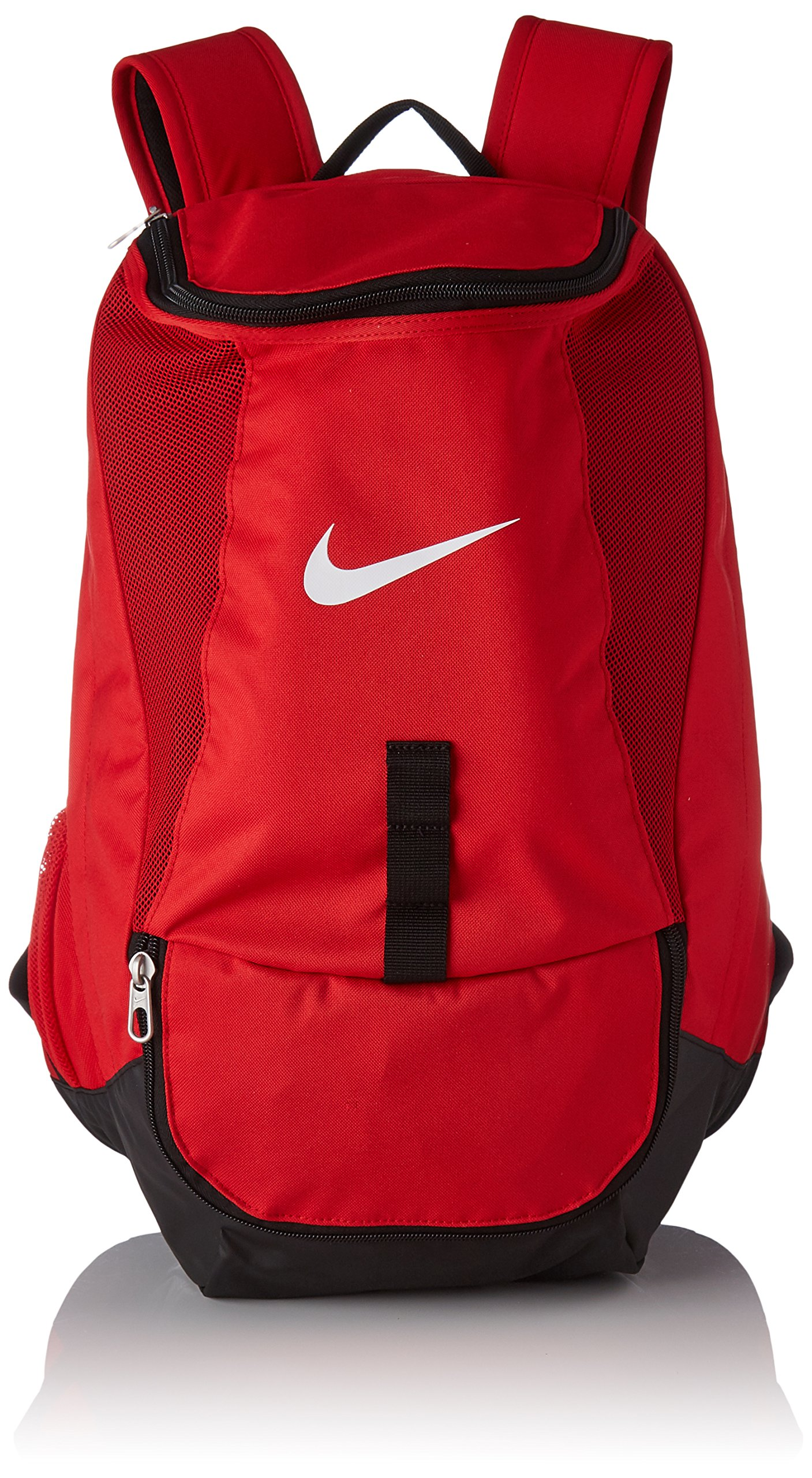 NIKE Club Team Swoosh Backpack (RED) by NIKE