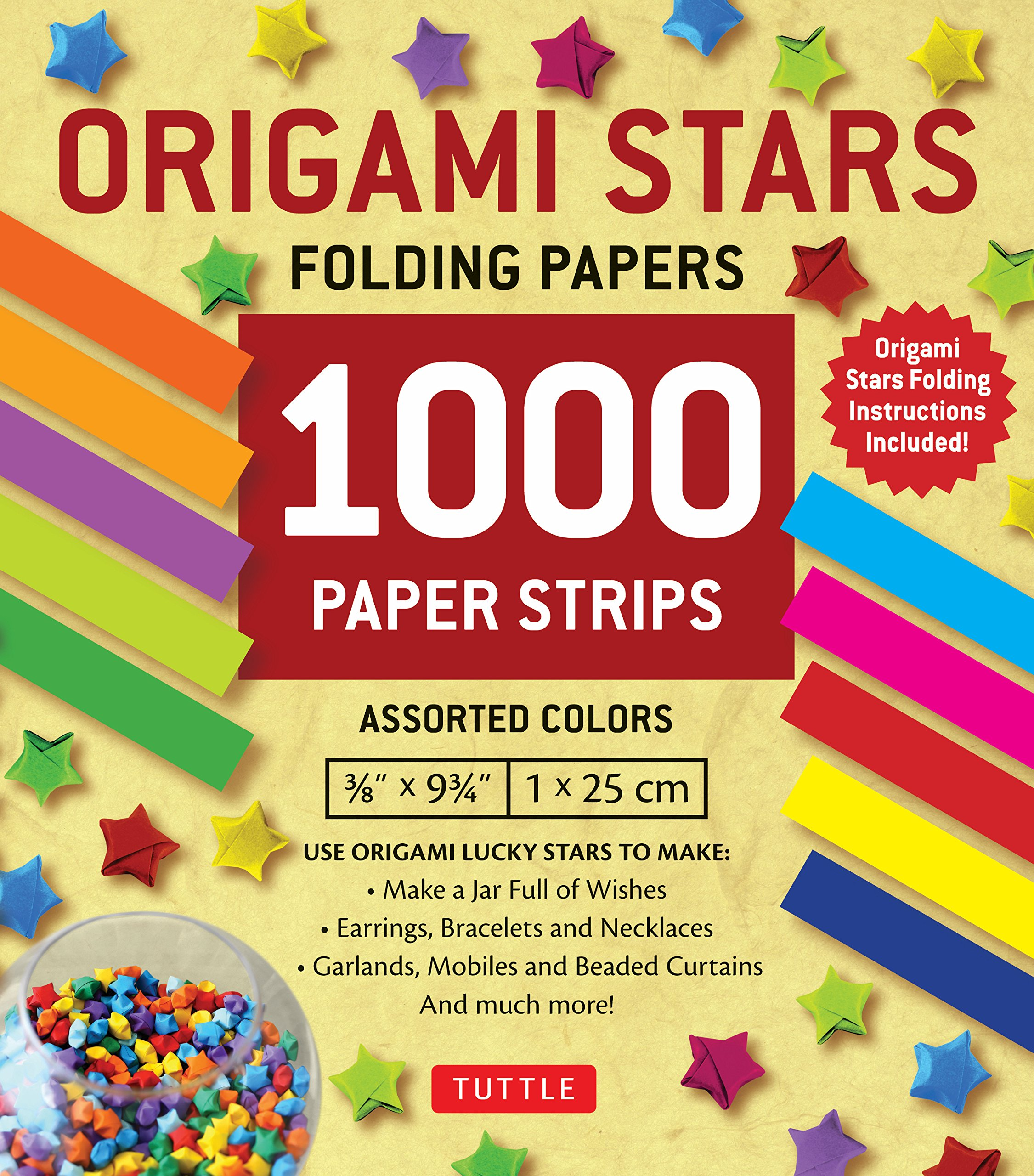 Lucky Star Paper Strips