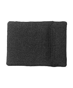"""Khooti Laptop Sleeves D1 Jute (15.6"""", Dark Grey)"""