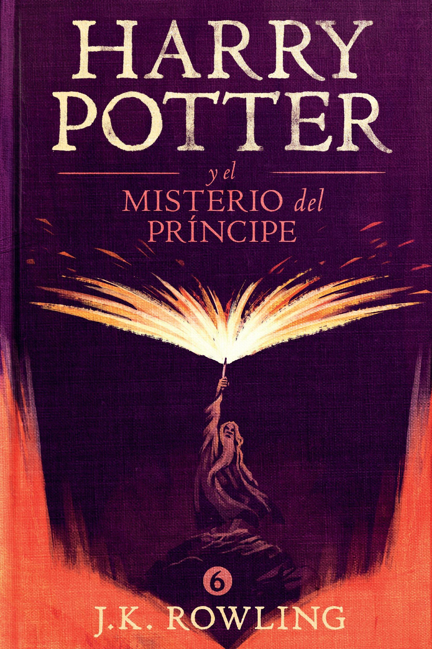 Harry Potter y el misterio del príncipe (La colección de Harry Potter nº 6)