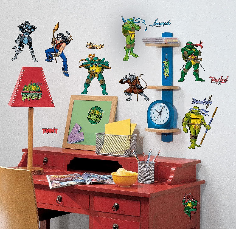 Amazon.com: RoomMates rmk1393scs Teenage Mutant Ninja ...
