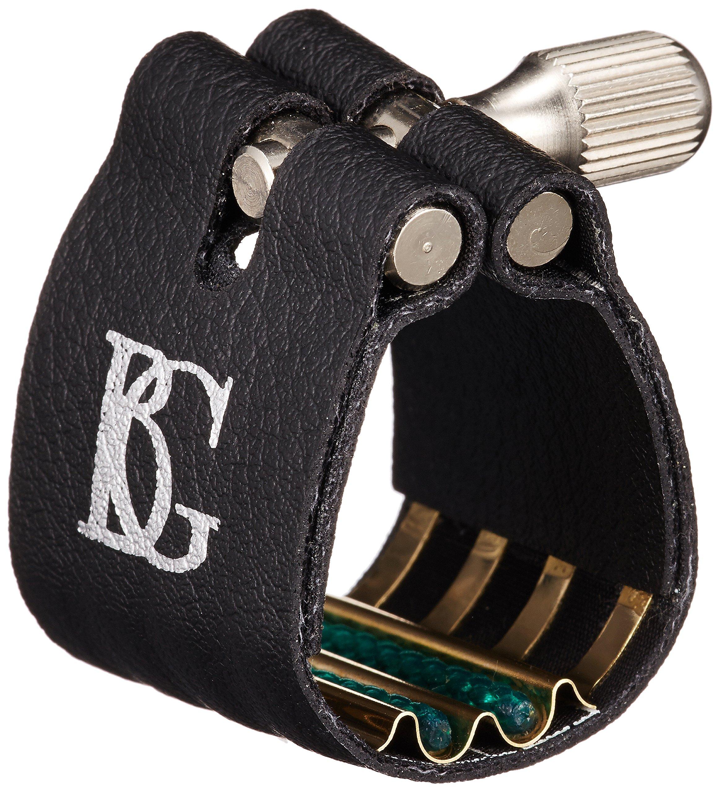BG L82SR Alto Clarinet Super Revelation Ligature with Cap