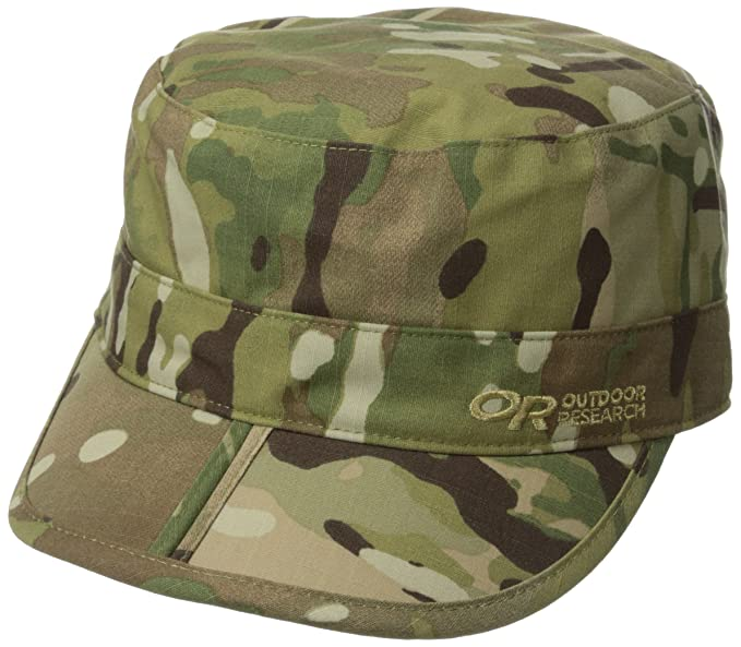 Hats Outdoor Research Canvas Military Cadet Hat Small Bill Flat Top