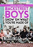 Backstreet Boys: Show 'Em What You're Made Of: Special Edition [Blu-ray]