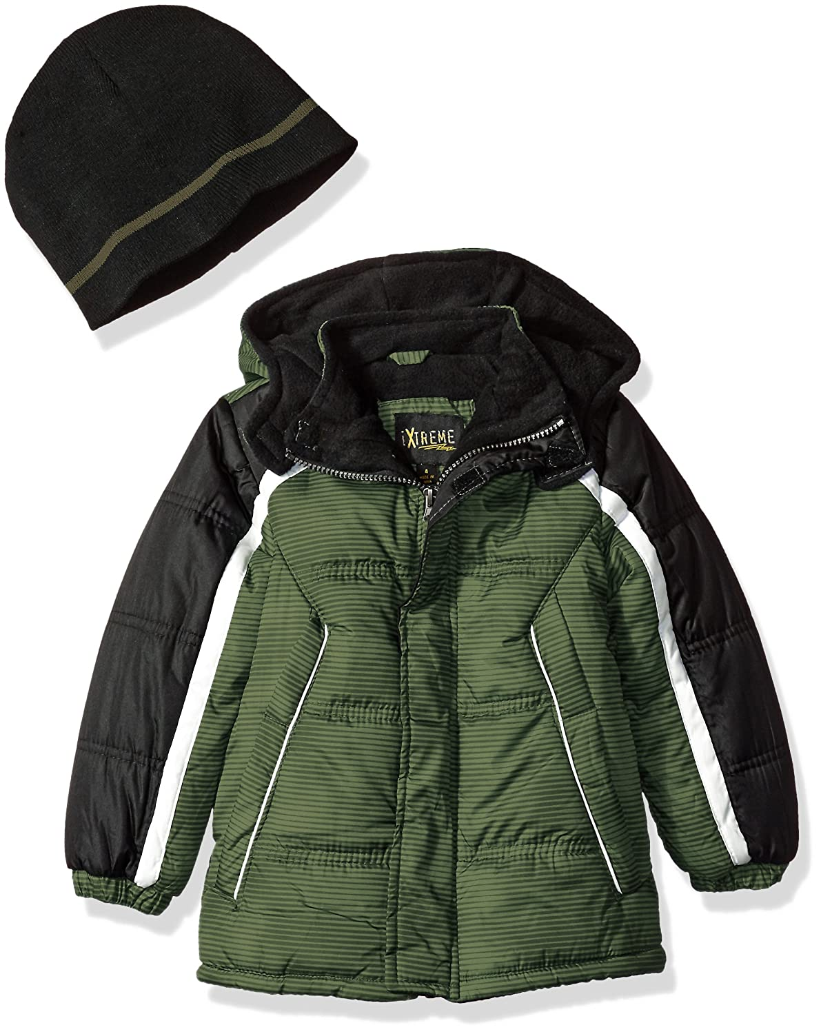 iXtreme Boys Colorblock Gwp Puffer 94447