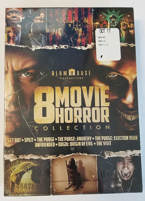 Amazon com: Blumhouse 8 Movie Horror Collection: James