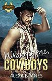 Wrangle Me, Cowboys: A Reverse Harem Forbidden Romance (Coyote Ranch Book 2)