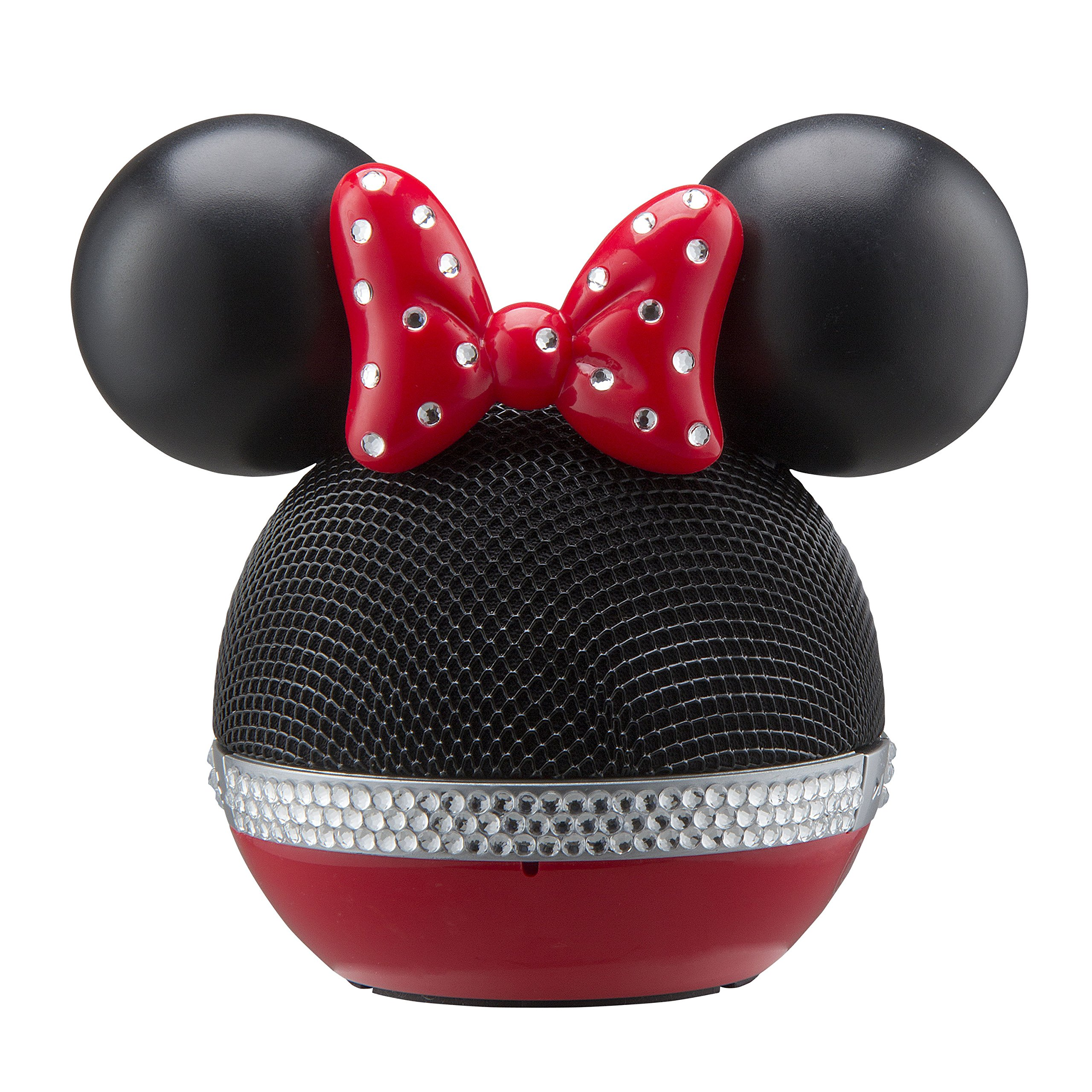 Disney Minnie Mouse Wireless Rechargeable Bluetooth Speaker.