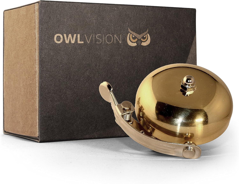 OWL VISION Timbre de Bicicleta Hoot - Classic