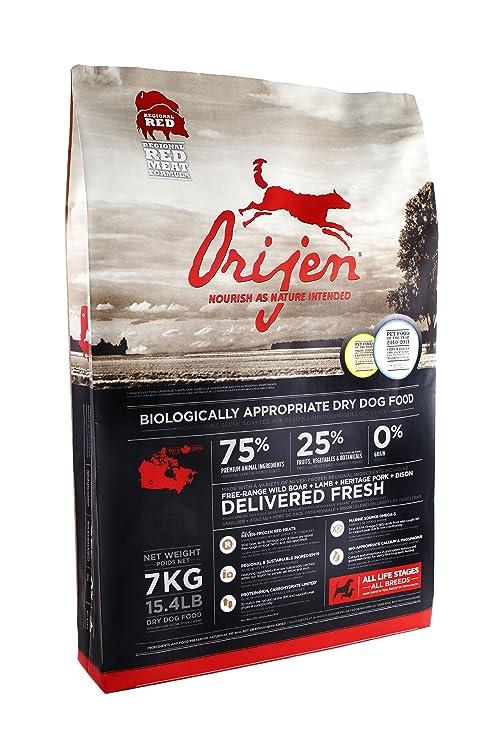 Orijen Regional red pienso para perros: Amazon.es: Productos ...