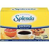 Splenda No Calorie Sweetener, 200 Count Packets